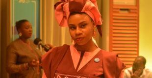 Nafissatou Diouf, co-fondatrice de Senvitale, le Passeport Universel de Santé