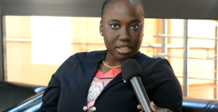 Zipporah NDIONE (Juriste) ,coordinatrice du groupe de travail / PJDSP
