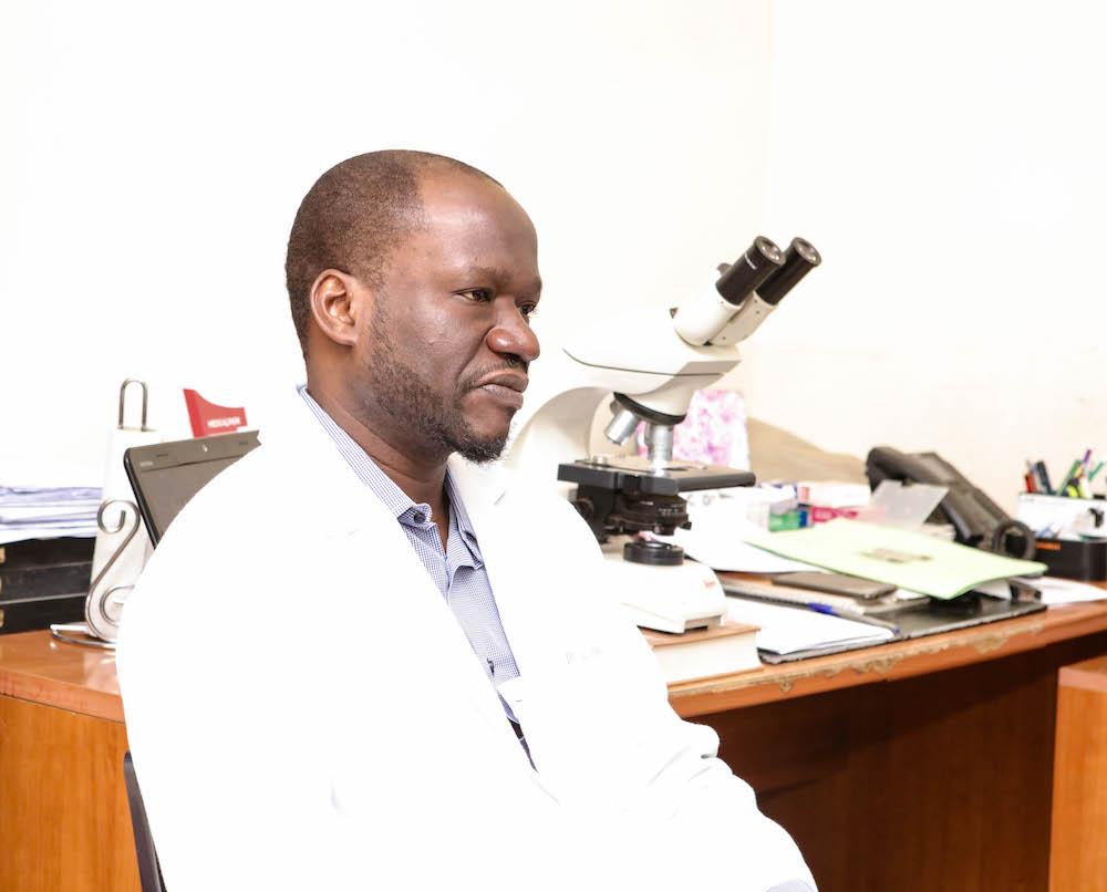 Dématérialisation : la Plateforme AnaPath déployée à l'Hôpital Général de Grand-Yoff (HOGGY)