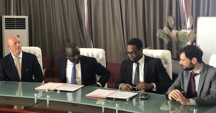 Financement des startups- La DER et GreenTec Capital Partners signent une convention