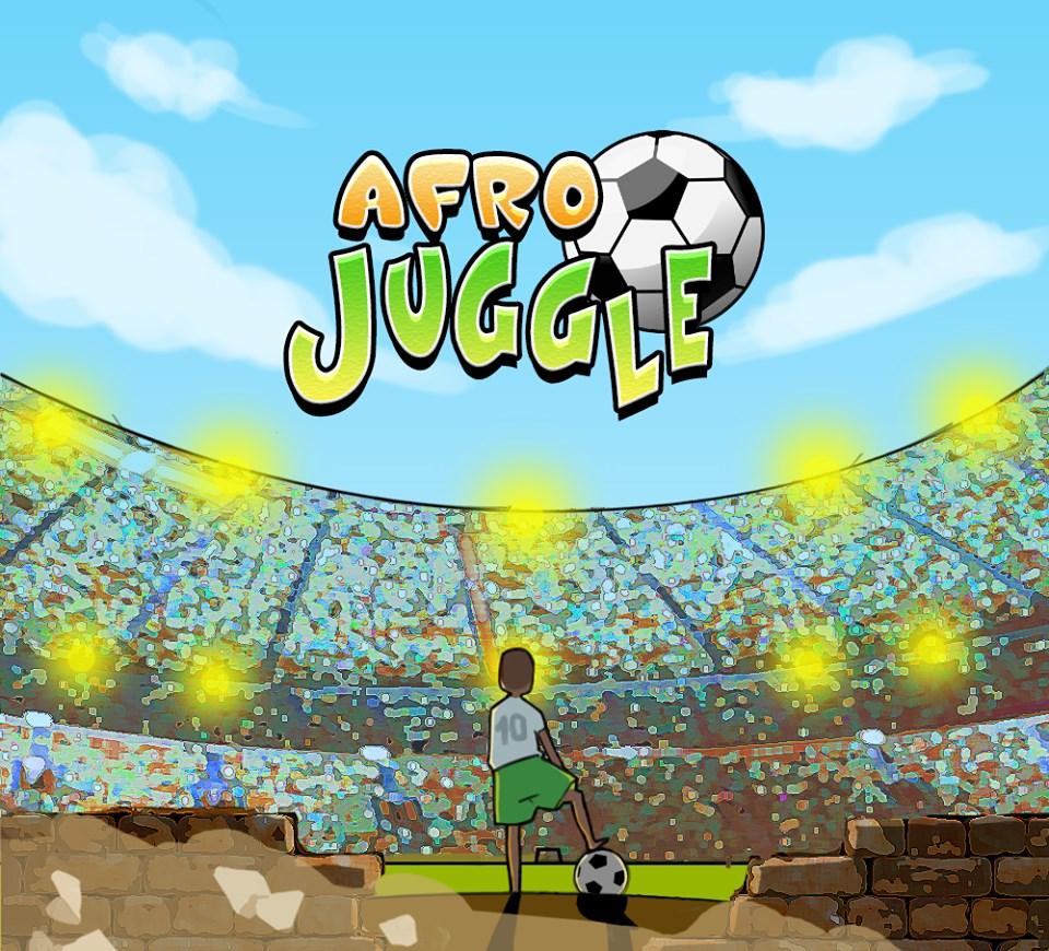 Lancement d'Afro Juggle Challenge : le nouveau jeu mobile africain 100% foot!