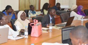 Formation de renforcement des capacités techniques des acteurs miniers de Dakar