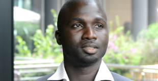 Demba KANDE, le Networking and Partnership Manager de (DECLIC)