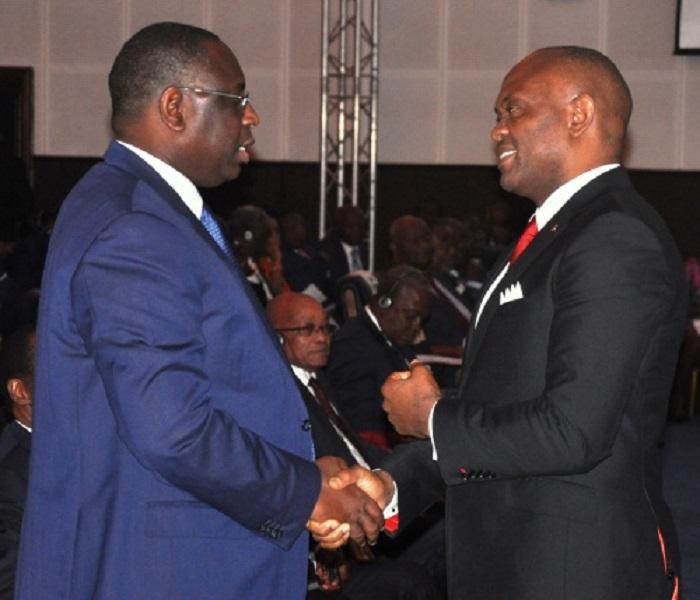 Nigéria – Macky Sall participe au Forum annuel de la Fondation Tony Elumelu pour l'Entrepreneuriat
