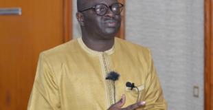 Ousmane THIONGANE, Coordinateur Cellule Digitale présidence sur la taxe GAFA