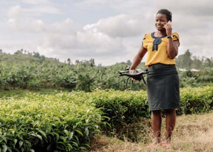 Afrique- L'agritech compte plus de 33 millions d'utilisateurs