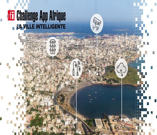 """Lancement du  concours """"RFI Challenge App Afrique"""" sur le développement urbain et villes intelligentes"""