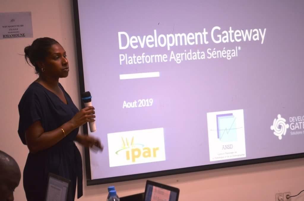 AgriData – Vers la mise en place d'un portail de données factuelles sur l'Agriculture au Sénégal