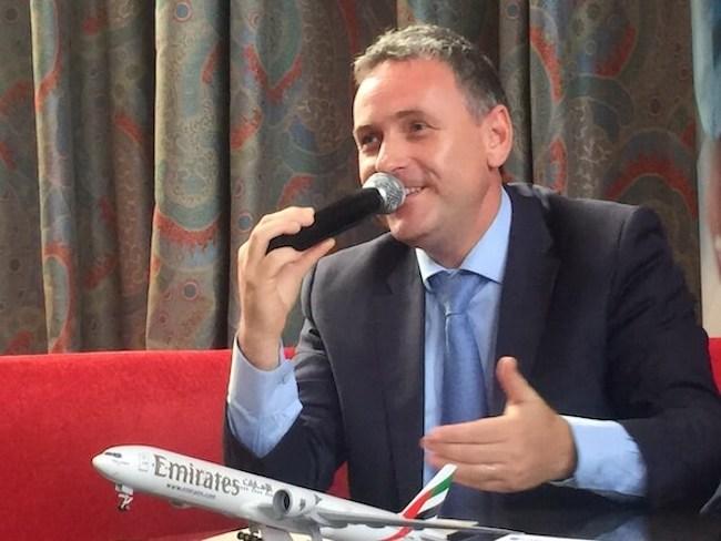 E-Ticket : Au Sénégal 15% des achats de billets sur Emirates se sont en ligne  ( Country Manager)