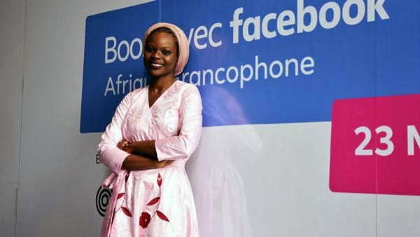 Aïda Ndiaye de Facebook sur l'IA en Afrique : » ll y a de très belles opportunités en perspective «