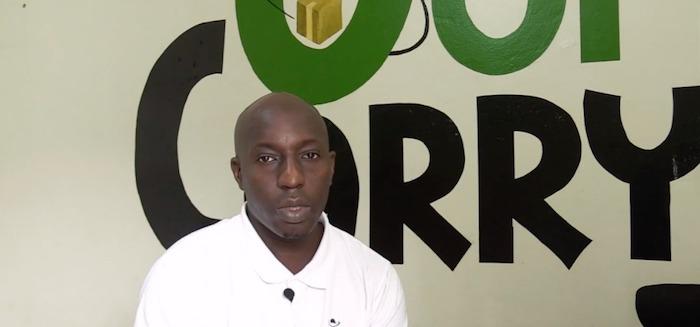 """Oumar YAM co-fondateur de Oui Carry: """" Notre ambition,devenir un champion dans la logistique et le E-commerce"""""""
