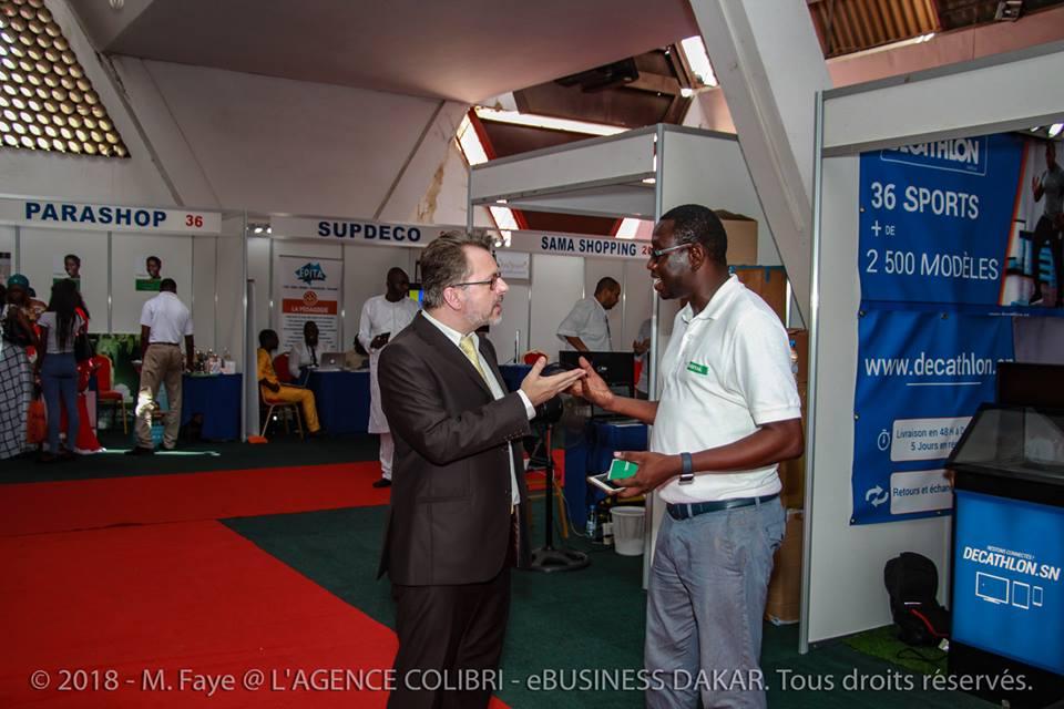 Salon E-Business de Dakar : l'événement incontournable du monde du commerce digital