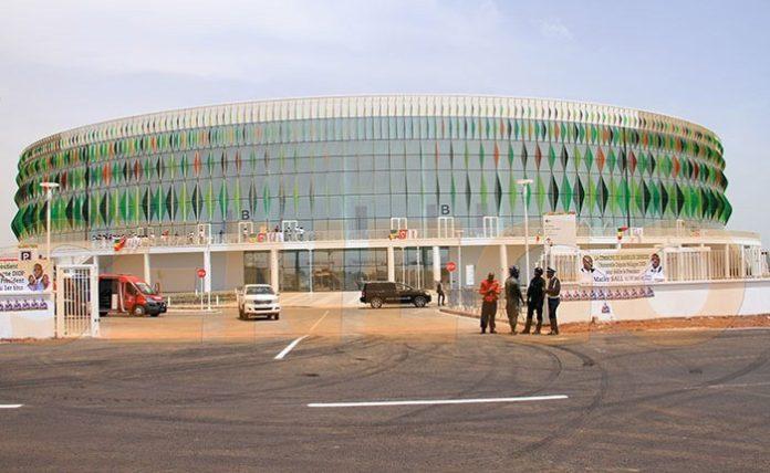Smart WIFI- Afrobasket : le haut débit s'invite au Dakar Aréna