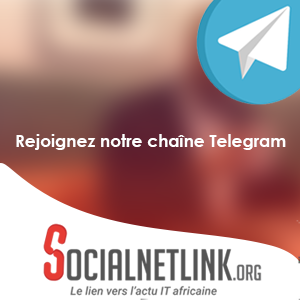 Chaine Telegram de Socialnetlink.org