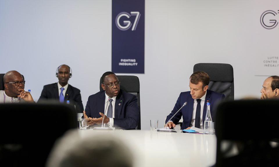 Sommet du G7 : 251 millions de dollars pour le financement des femmes  en Afrique