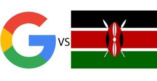 kenya google taxe