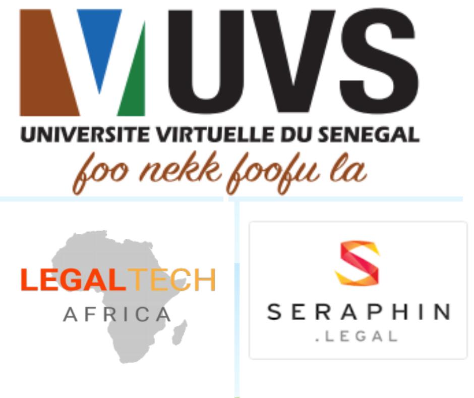 Dakar LegalTech Forum- Appel à communication