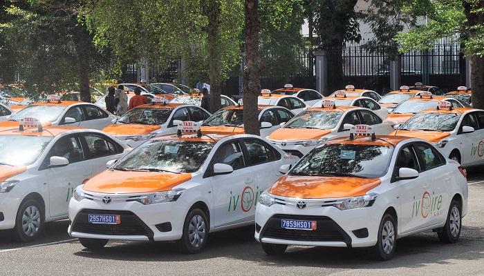 Cote d'ivoire : Lancement de taxis équipés d'une solution de paiement électronique