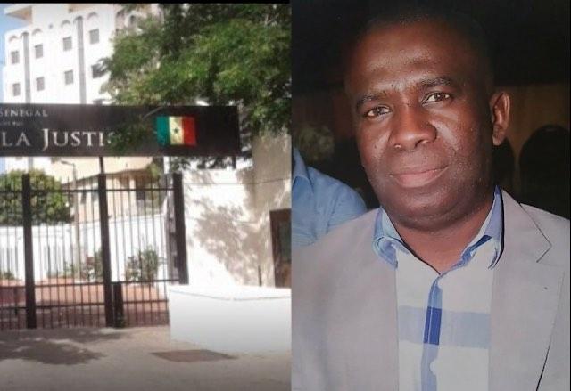 Ministère de la Justice – Abdoul Aziz WANE nouveau Dg de la Dématérialisation et de l'Automatisation des Services judiciaires