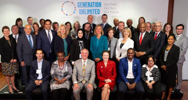 Génération Sans Limite: Le leadership et les efforts de Sobel Aziz NGOM salués