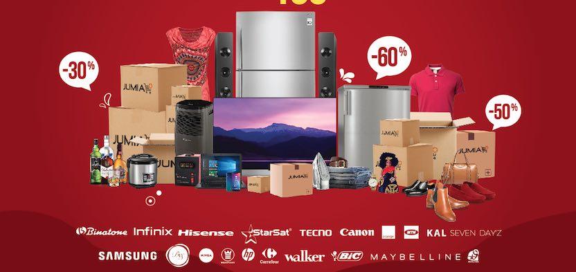 E-commerce- Jumia lance Jumia Mall un espace privilégié, dédié aux plus grandes marques