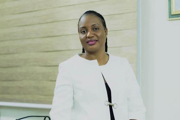 Djiba Diallo , la nouvelle patronne de la FINTECH d'Ecobank