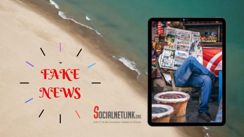 Diffusion de fake news : Des critères d'identification