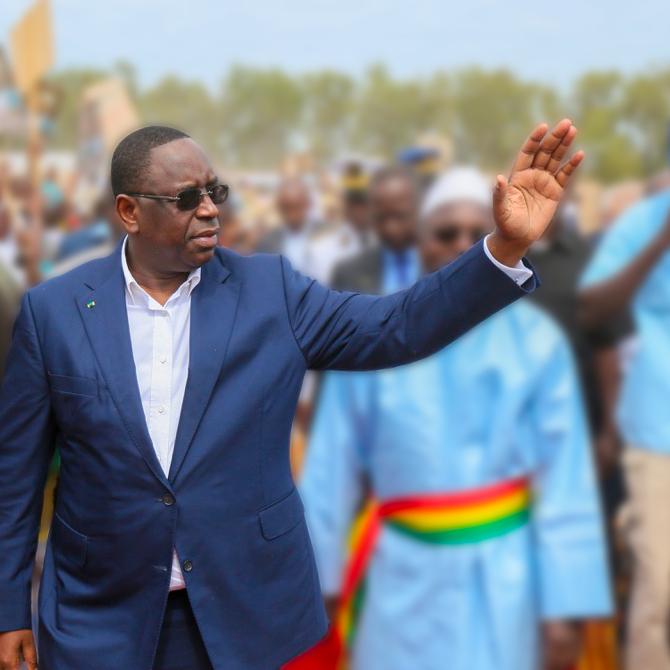 Twitter- Le Président Macky Sall  dépasse le million d'abonnés