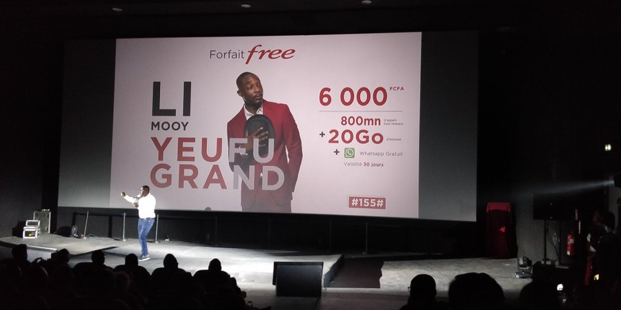 Sénégal : L'opérateur Tigo devient Free
