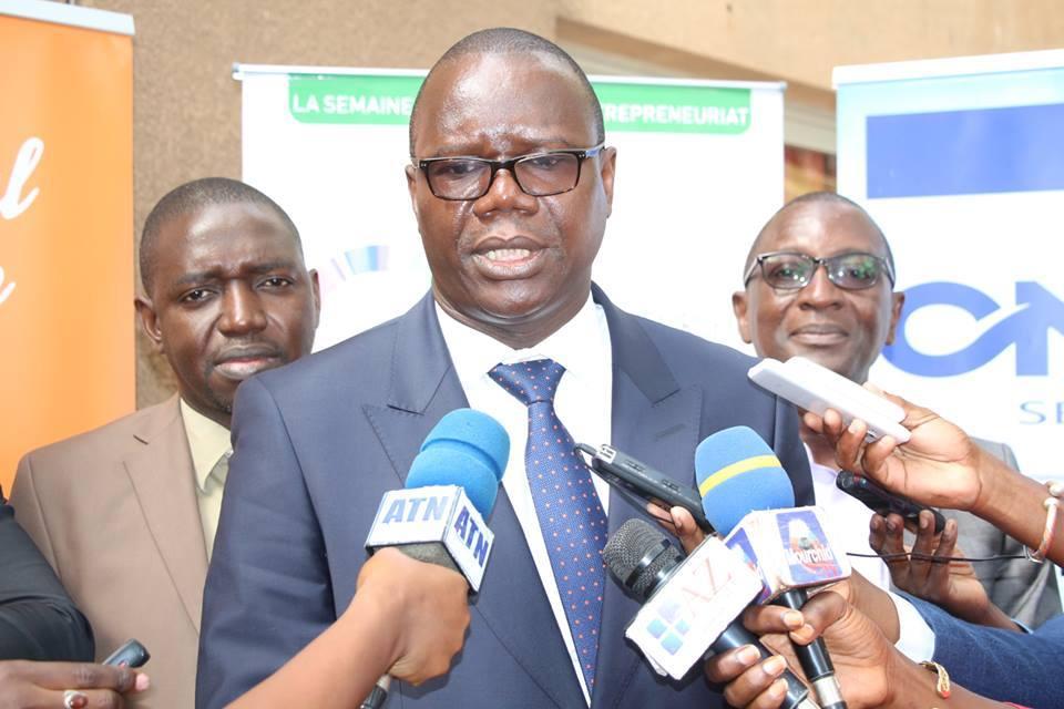 """Antoine Ngom, président OPTIC : """" il faut impliquer le secteur privé dans les instances de gouvernance du PTN"""""""