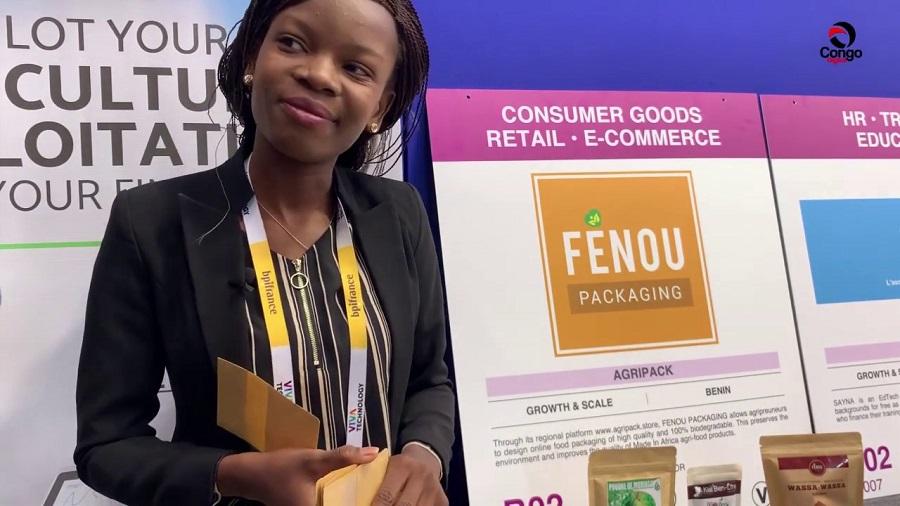 Pitch AgriHack booste le développement des start-up agricoles, Fenou Packaging un exemple