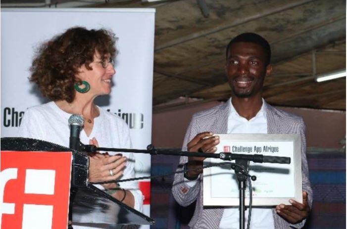 L'ivoirien Kevin Sesse, lauréat de la 4ème édition du RFI Challenge App Afrique