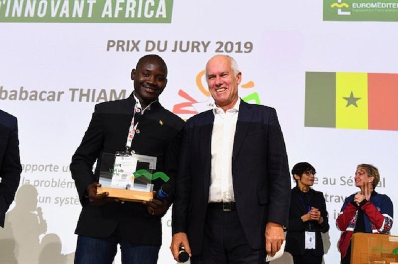 MED'INNOVANT AFRICA 2019 – la Startup sénégalaise Sen Or'dur primée
