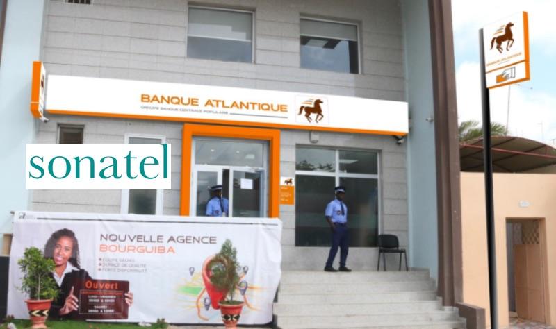 Les comptes de la Sonatel saisis à la Banque Atlantique