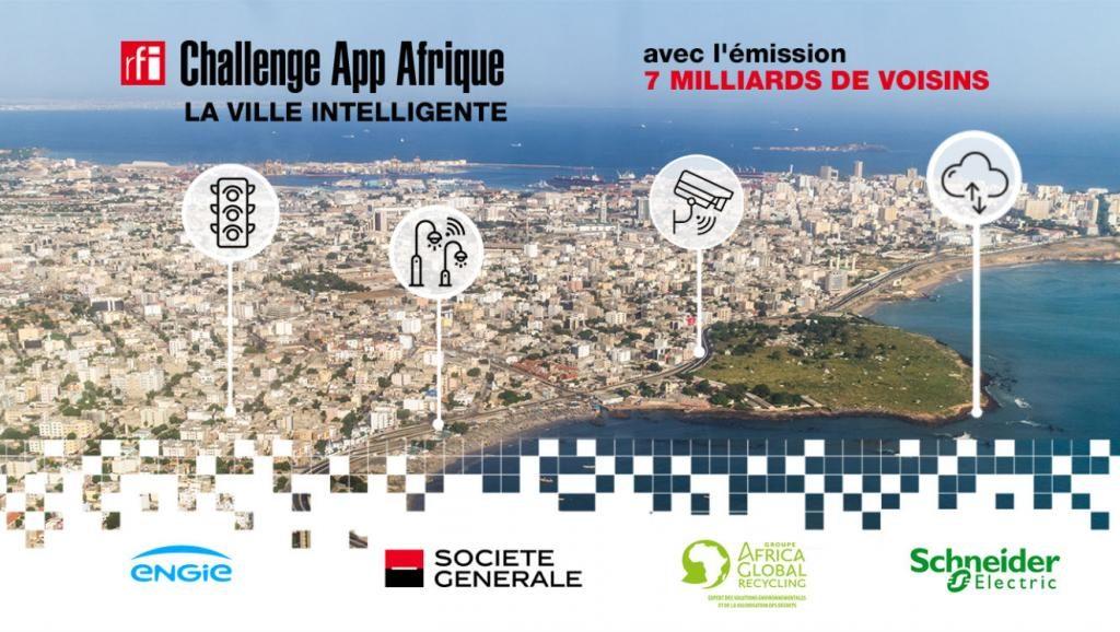 RFI Challenge App Afrique 2019 : la finale se dispute  à Dakar