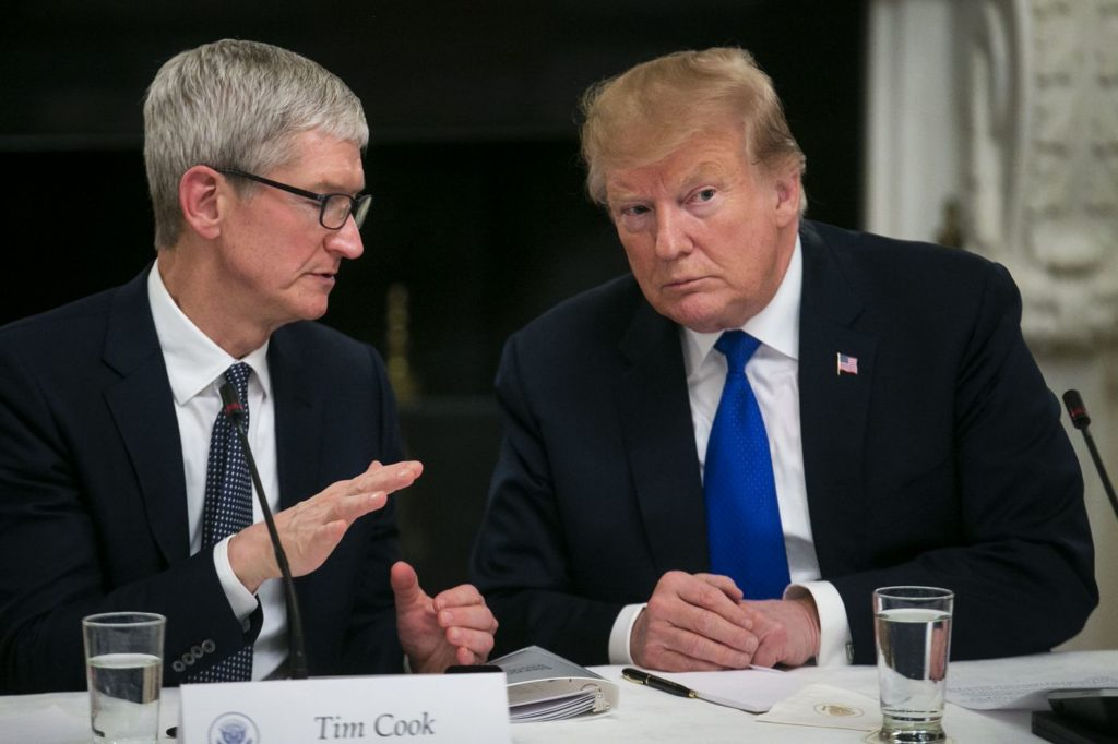Hacking d'un iPhone: quand Apple défie Trump et la justice américaine!
