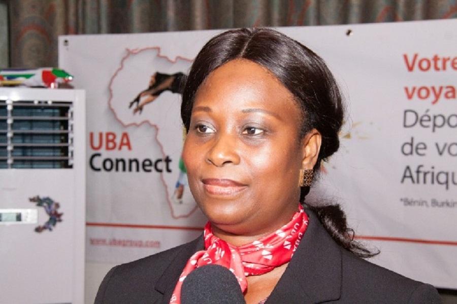 Amie Ndiaye Sow : 1ère femme francophone à rejoindre l'exécutive management du Groupe UBA
