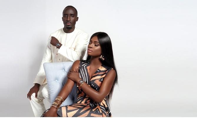 MATHYDY, une marque de montre créée par un jeune couple sénégalais