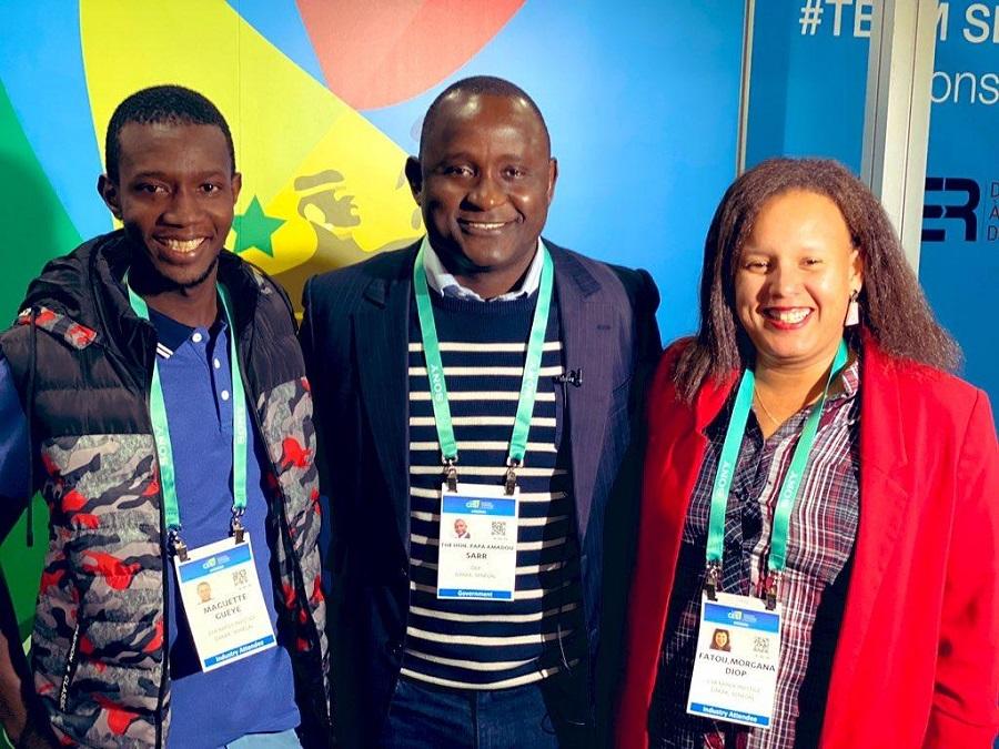 CES de Las Vegas: Le Sénégal, pays modèle dans la transformation digitale