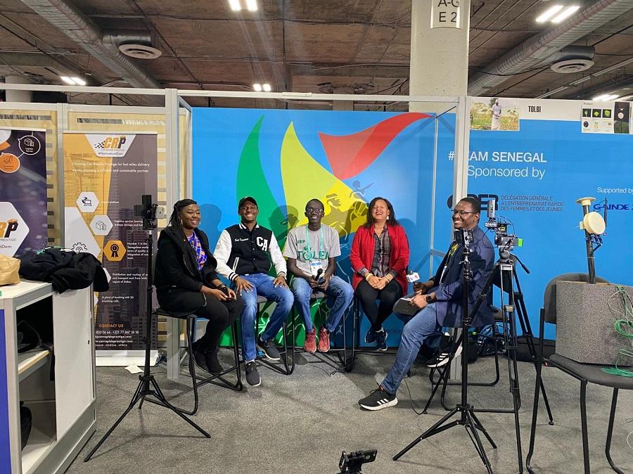 CES de Las Vegas: Dictaf Corporation, Tolbi et Car Rapide Prestige ont représenté le Sénégal.