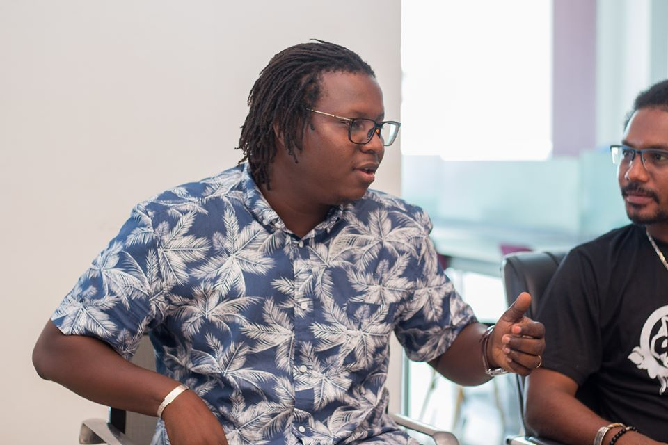 Basile Niane, Journaliste Blogueur : «les réseaux sociaux doivent être un plus pour la presse»