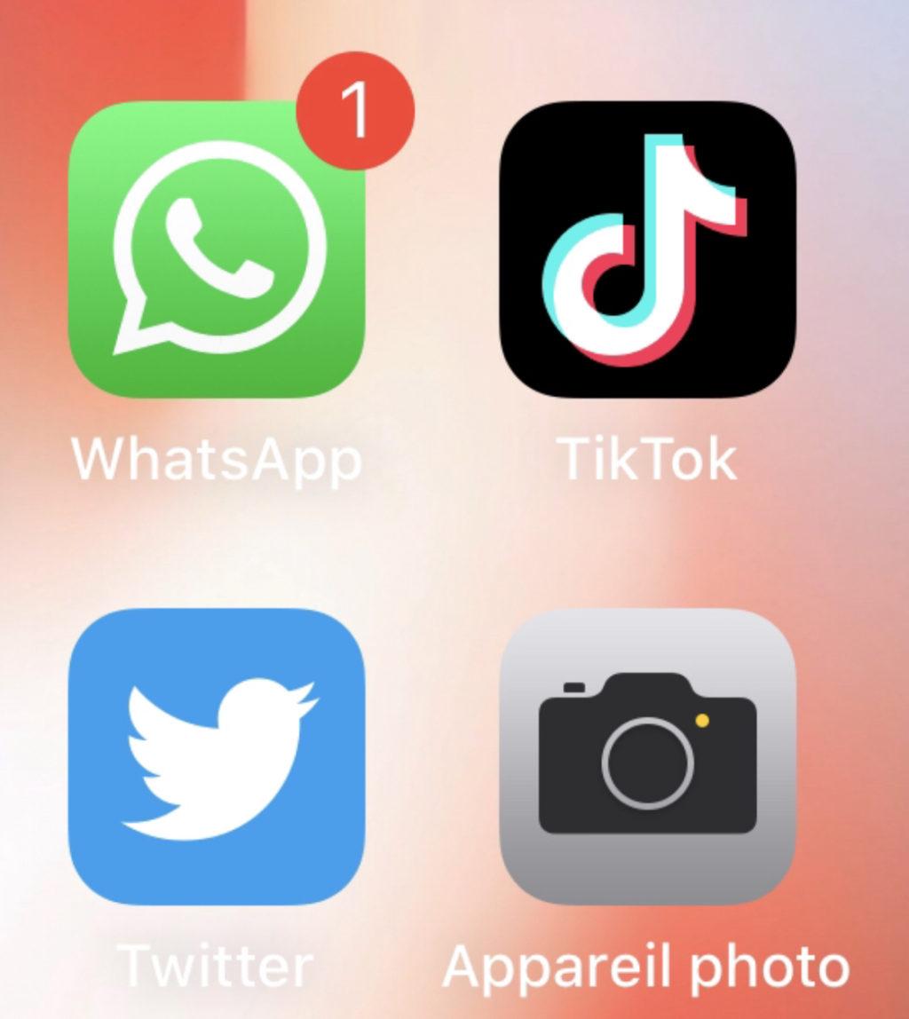 TikTok devient l'application la plus téléchargée