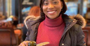 La blogueuse ivoirienne Sonia Guiza