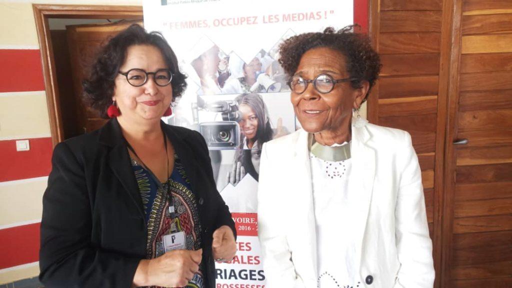 Femmes et Médias : une experte appelle à une édification d'une culture d'équité