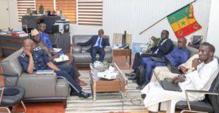Programme Smart Sénégal, le projet Safe City