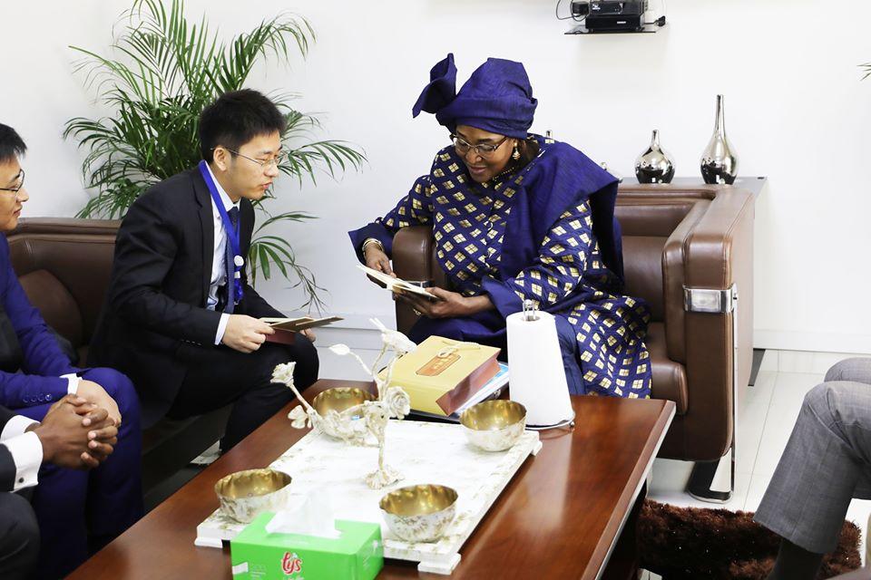 Sénégal : le ministère de l'Economie Numérique magnifie les actions de Huawei Sénégal