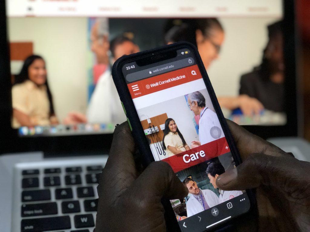 Etats- Unis: Pour lutter contre le covid-19, des médecins consultent leurs patients sur smartphone