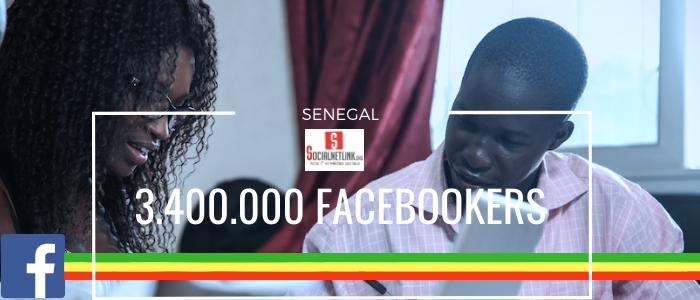 Réseaux sociaux au Sénégal: vous êtes plus de 3, 4 millions sur Facebook en 2020