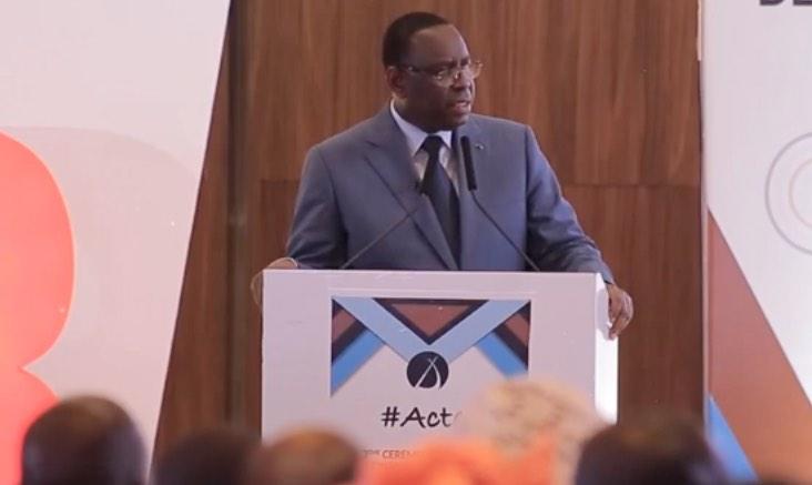 Taux d'intérêt  de 24% pour les entrepreneurs  : Macky Sall sermonne la Banque Centrale