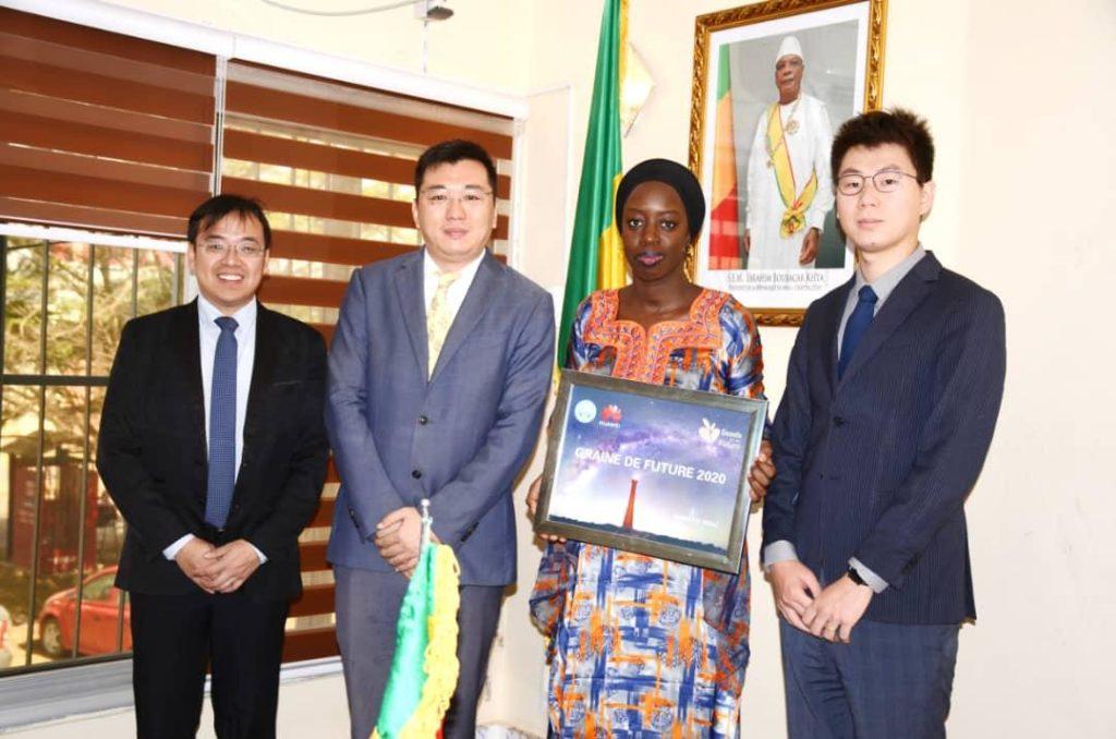 Plan numérique au Mali: Huawei accompagne le gouvernement dans l'atteinte de ses objectifs